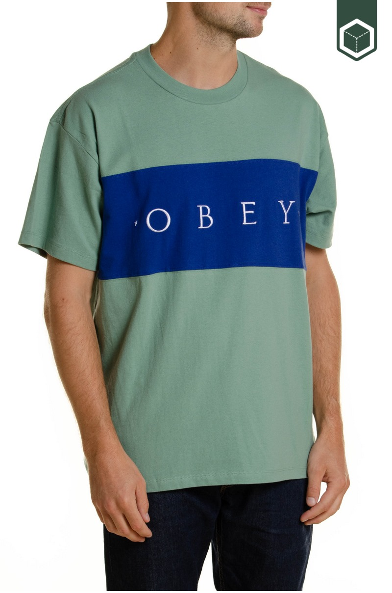 Obey Conrad Classic Tee SS