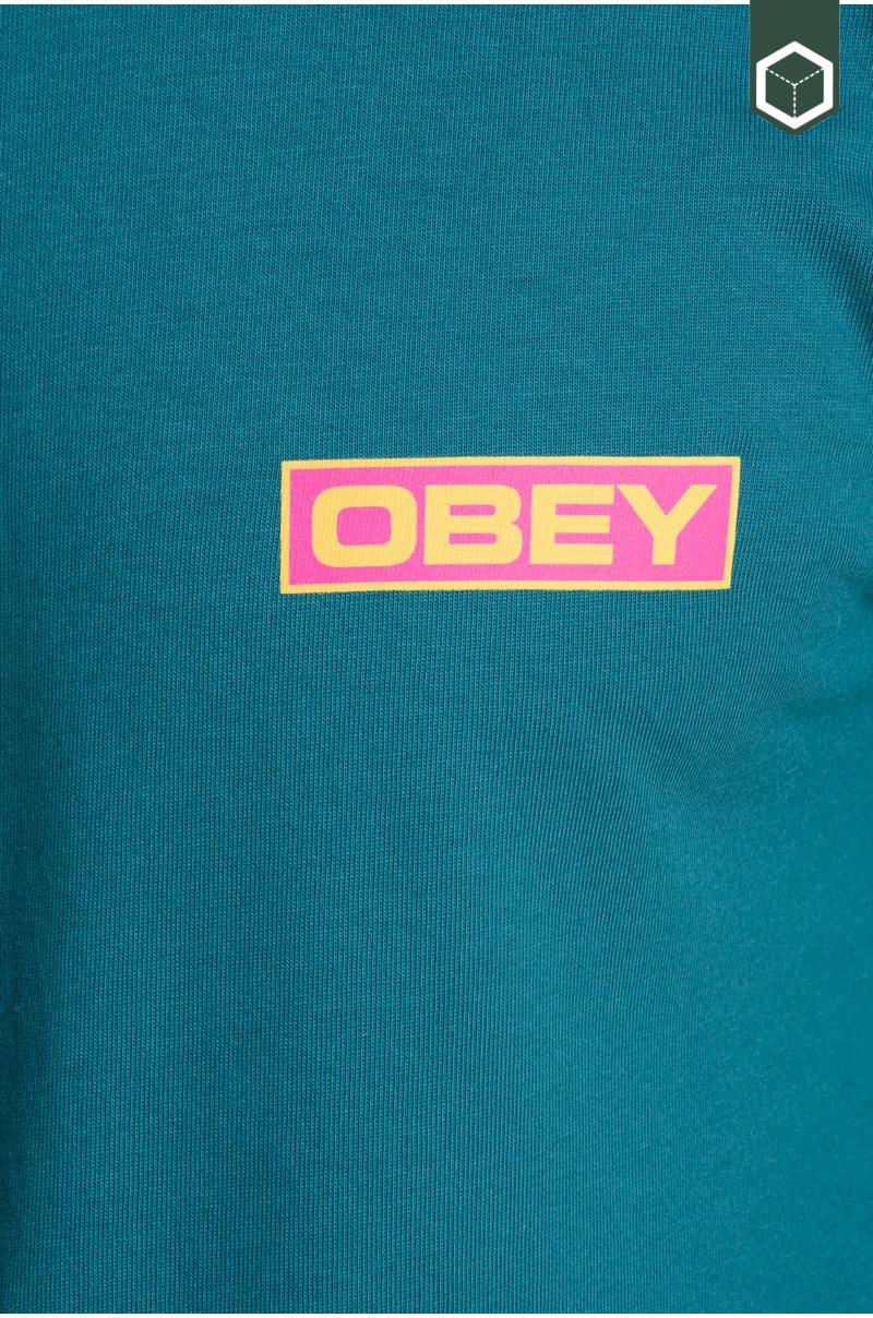 Obey Depot 2  Teal
