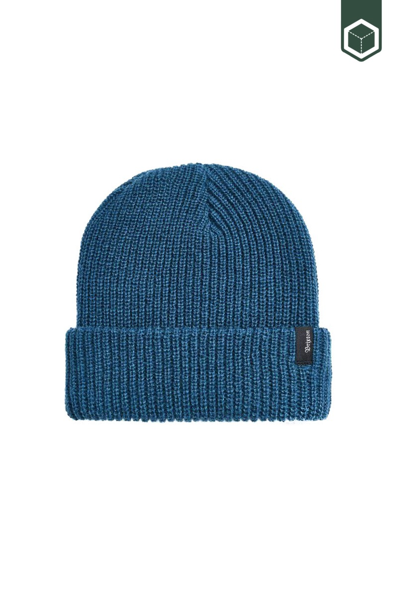 Brixton Heist Orion Blue