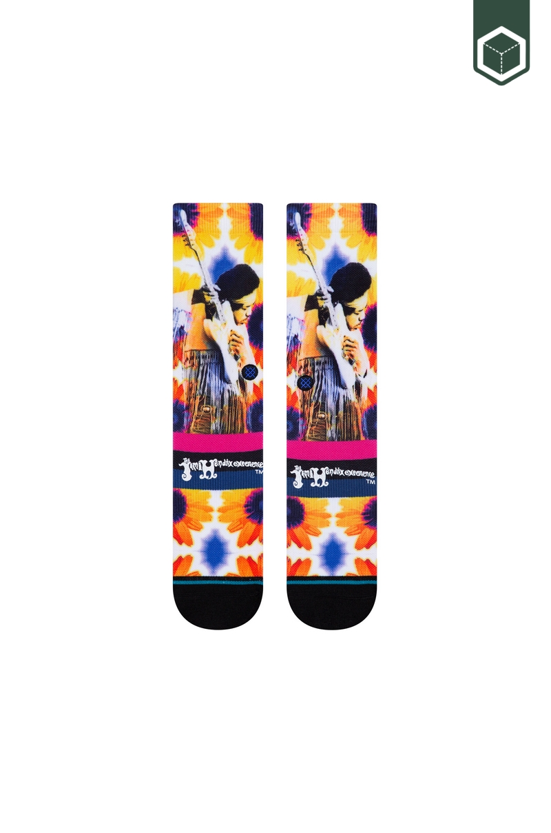 Stance Jimi Sunflowers Multi