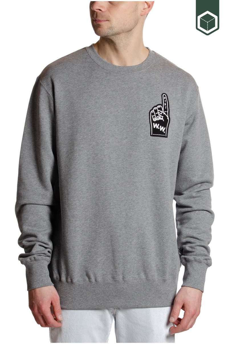 Wood Wood Hugh Sweatshirt