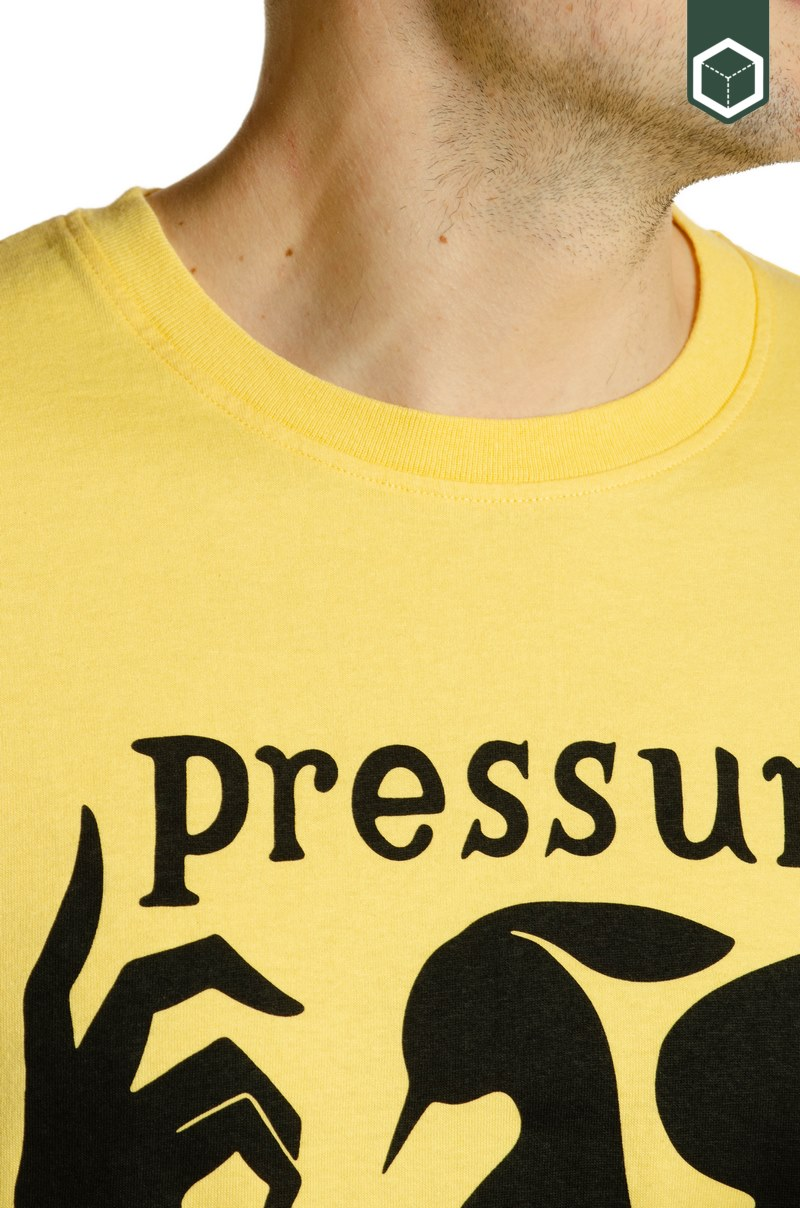 By Parra Nein Pressure  Yellow