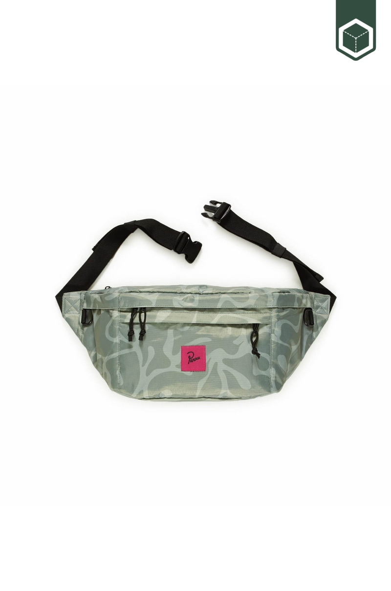 By Parra Bird Camo Waist Pack