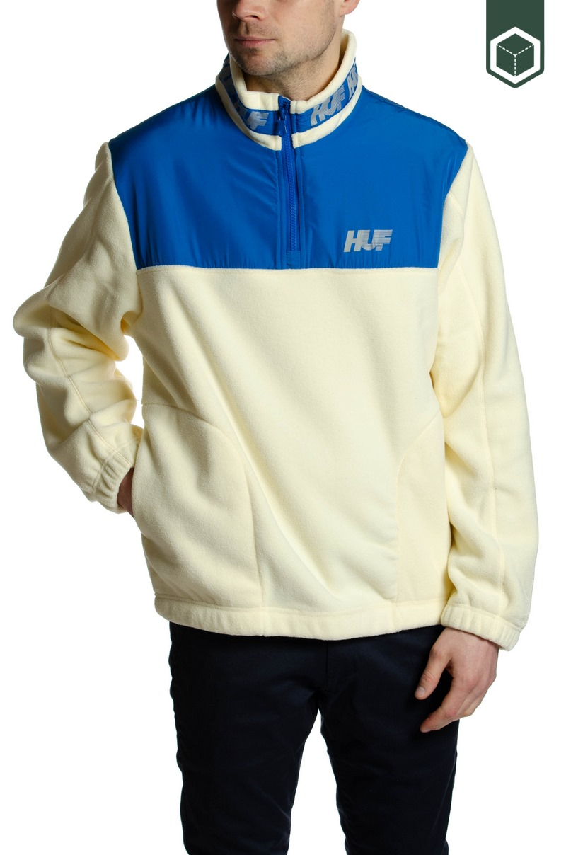 Huf Mountain 10K Quarter Zip