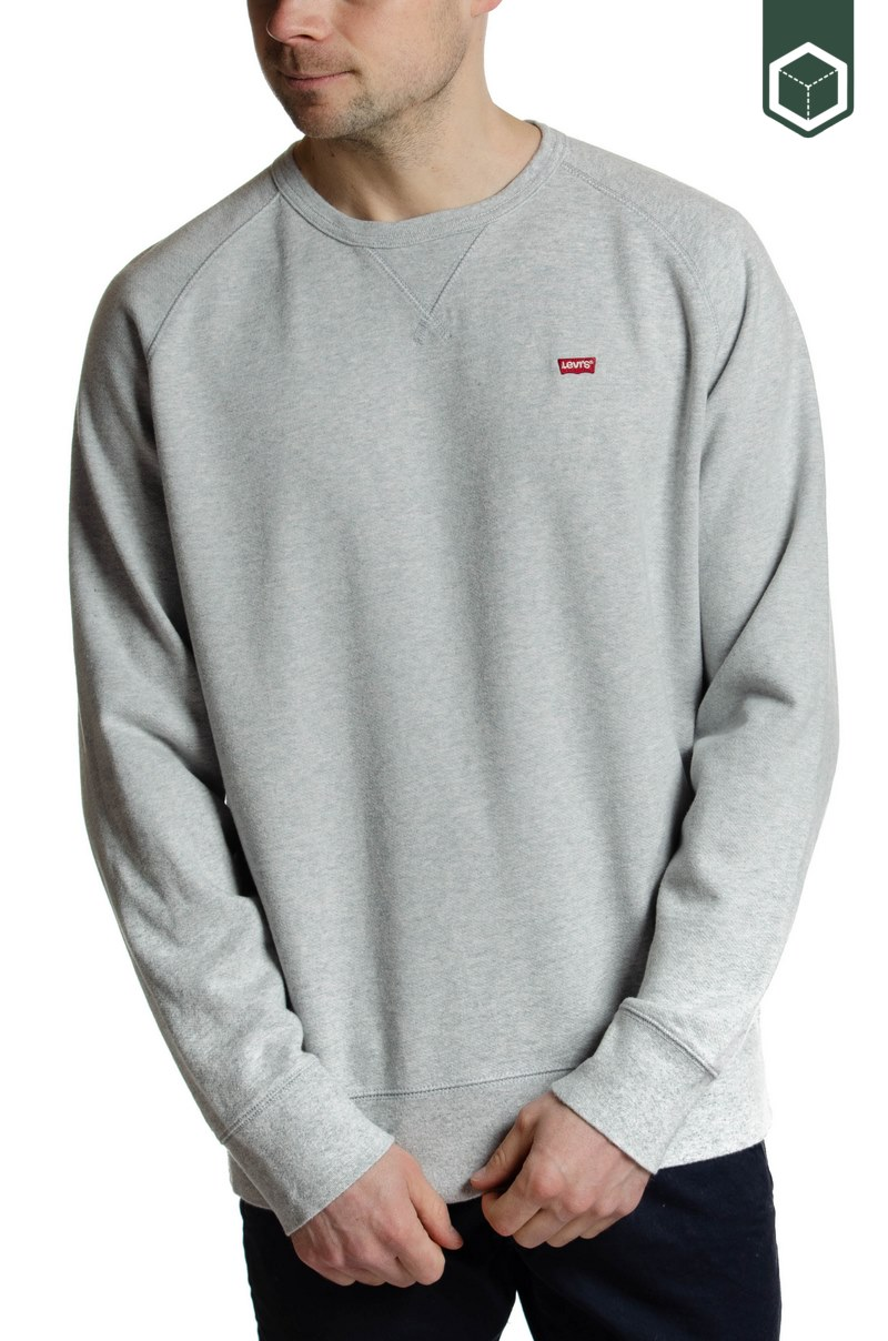 Levi's Original HM Icon Crew Grey