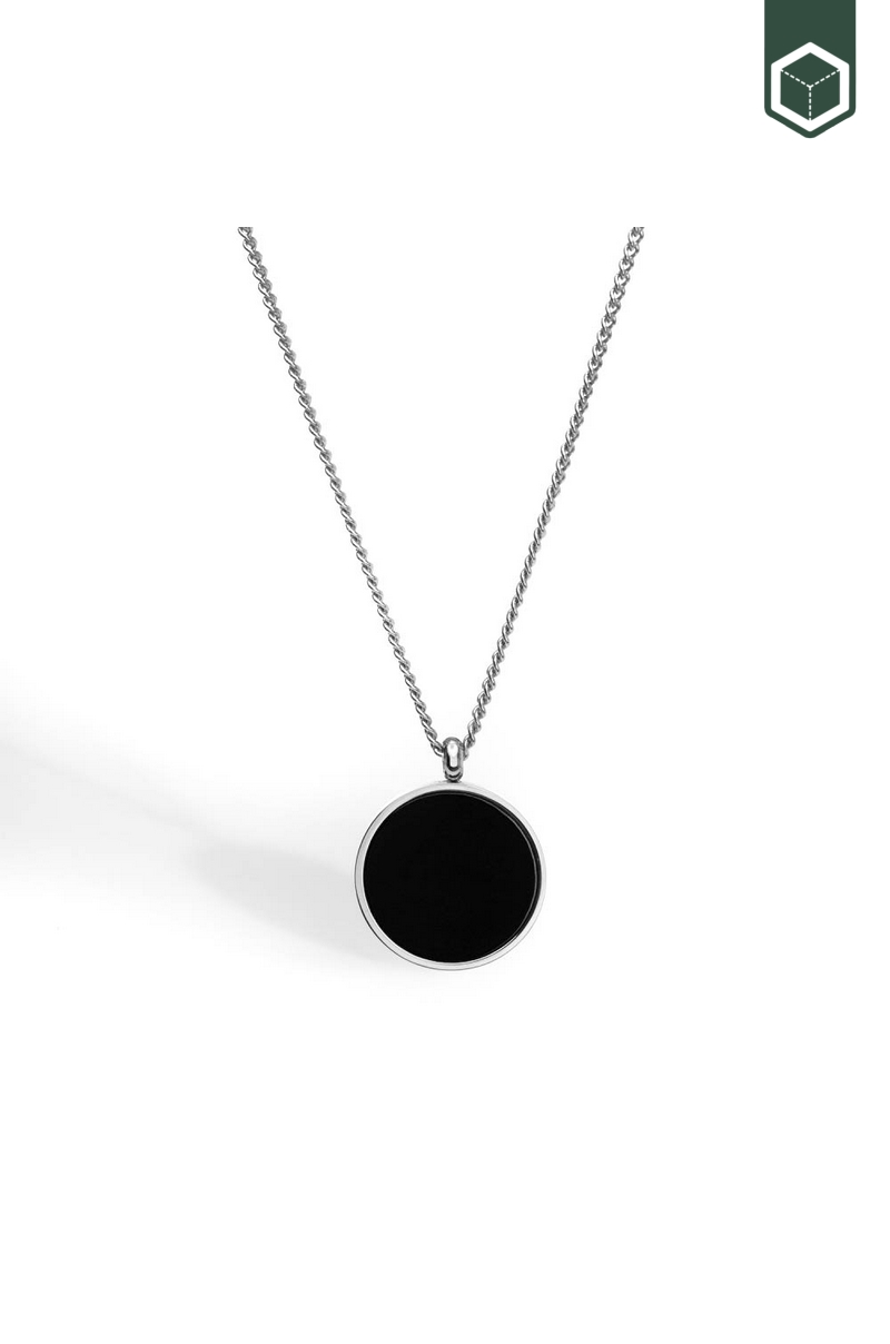 Northern Legacy Black Onyx Pendant