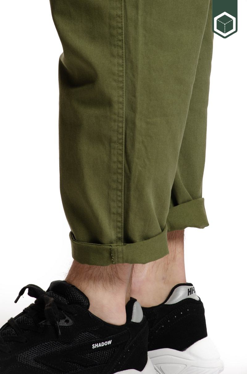 Gramicci Loose Tapered Pants Olive