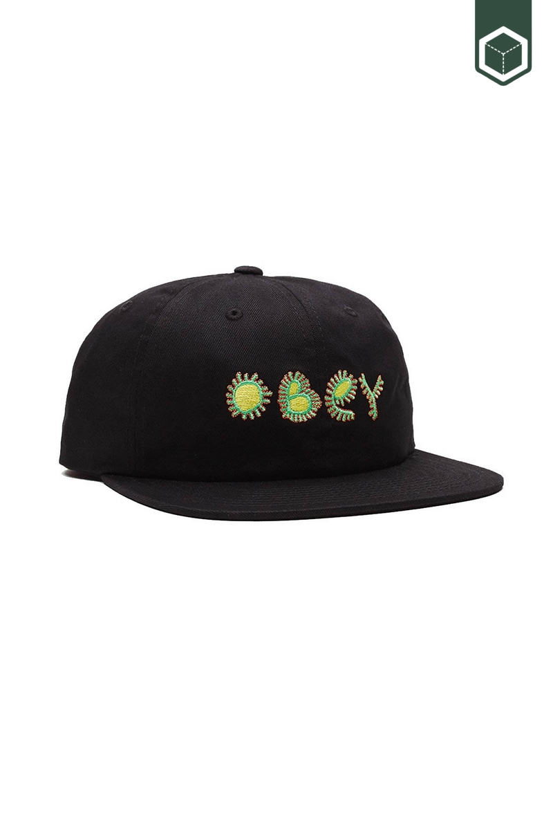 Obey Amoeba Black