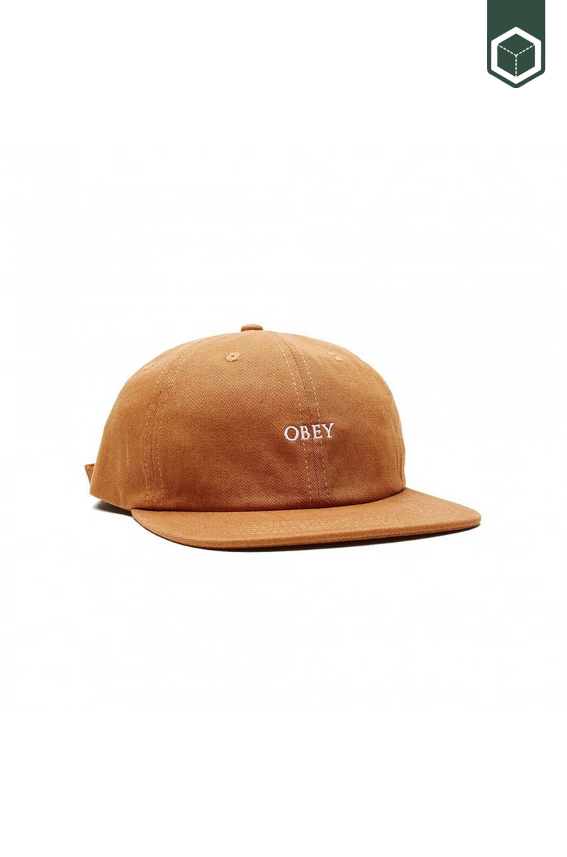 Obey Ideals Organic 6-Panel