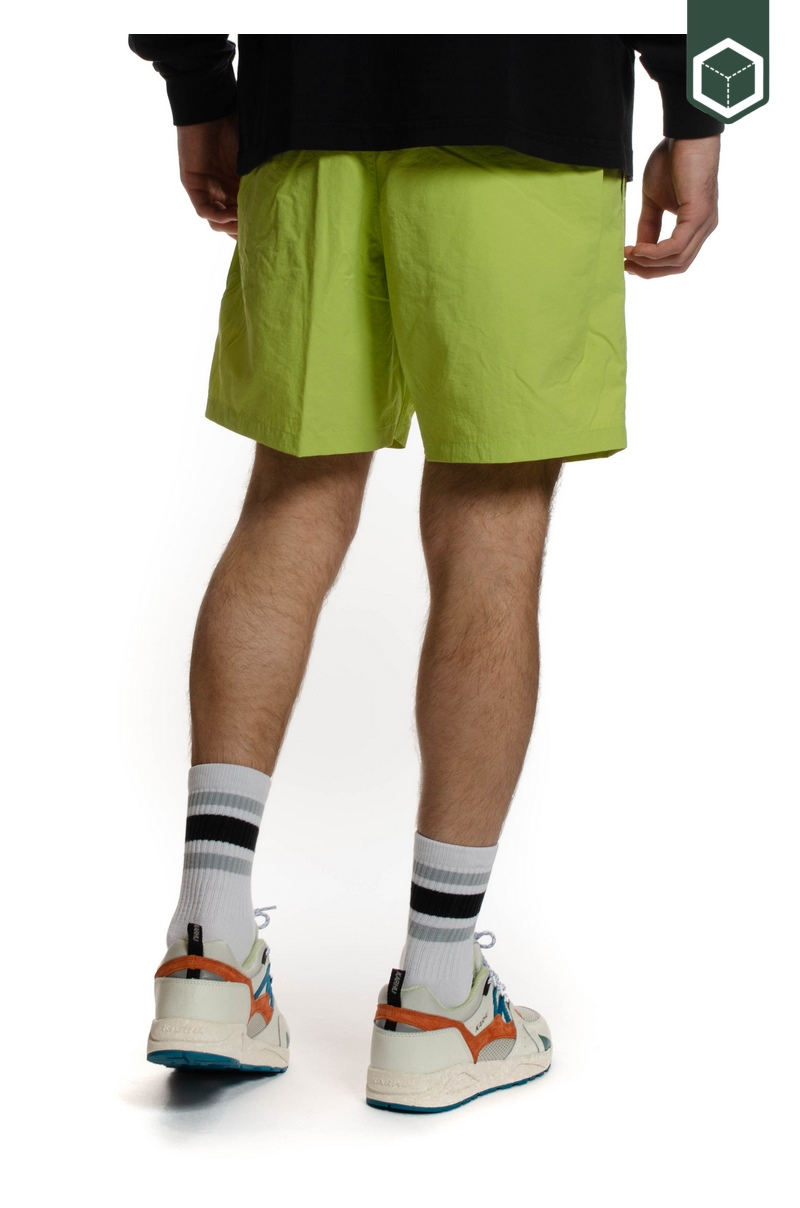 Obey Easy Relaxed Short Key Lime