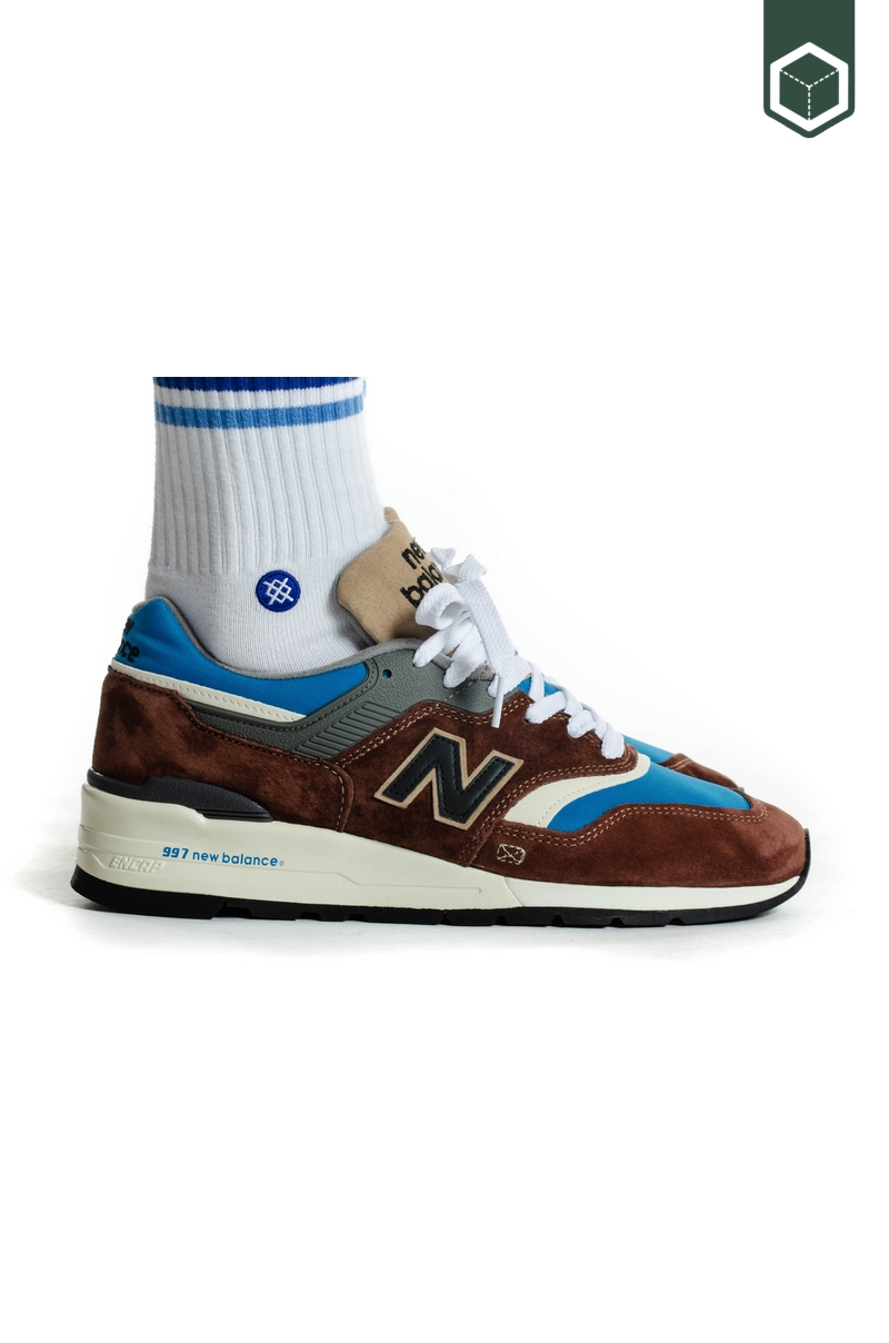New Balance M997SOE Brown