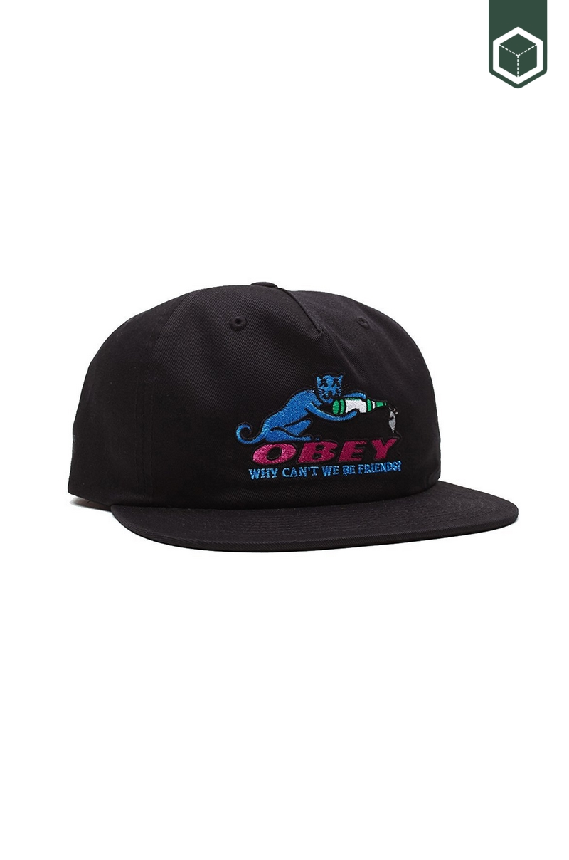 Obey Freinds Strapback