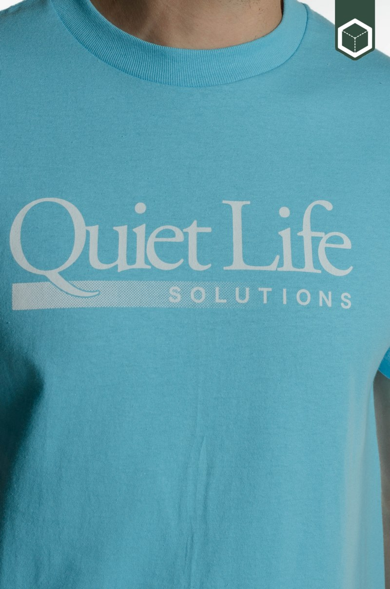 Quiet Life Solutions Pacific Blue