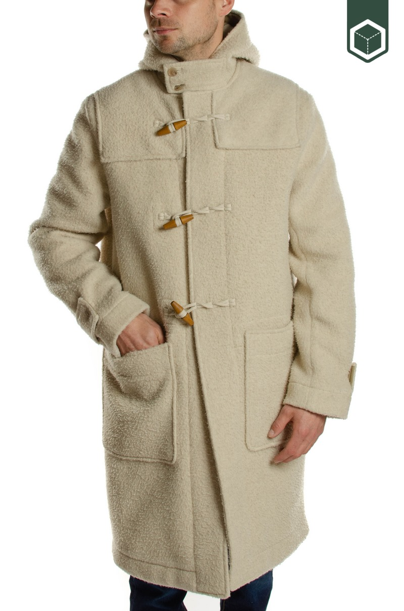 Wood Wood Oscar Coat