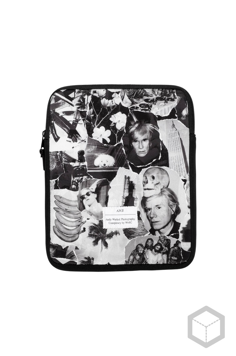 WeSC Warhol X Wesc Ipad Assorted Colors