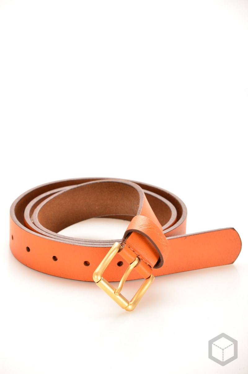 Reell Slim Belt Brown