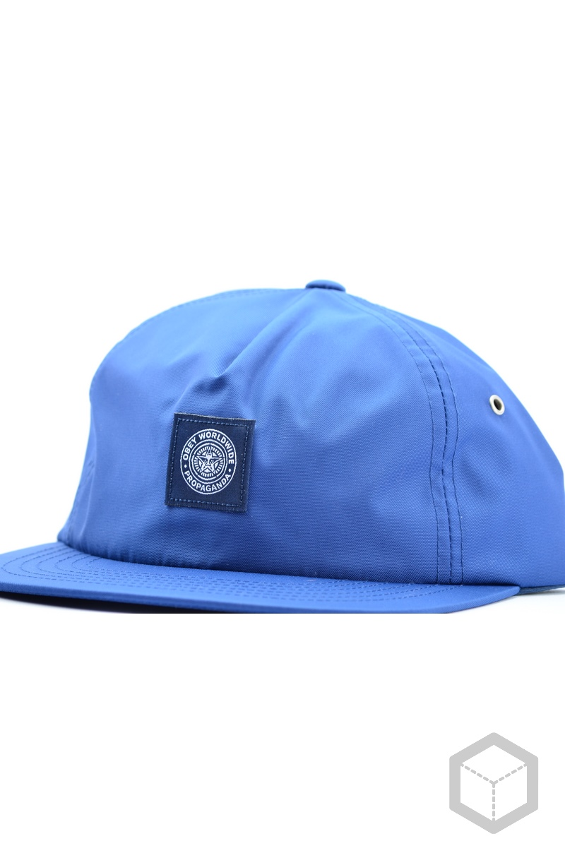 Obey Competition Hat Blue