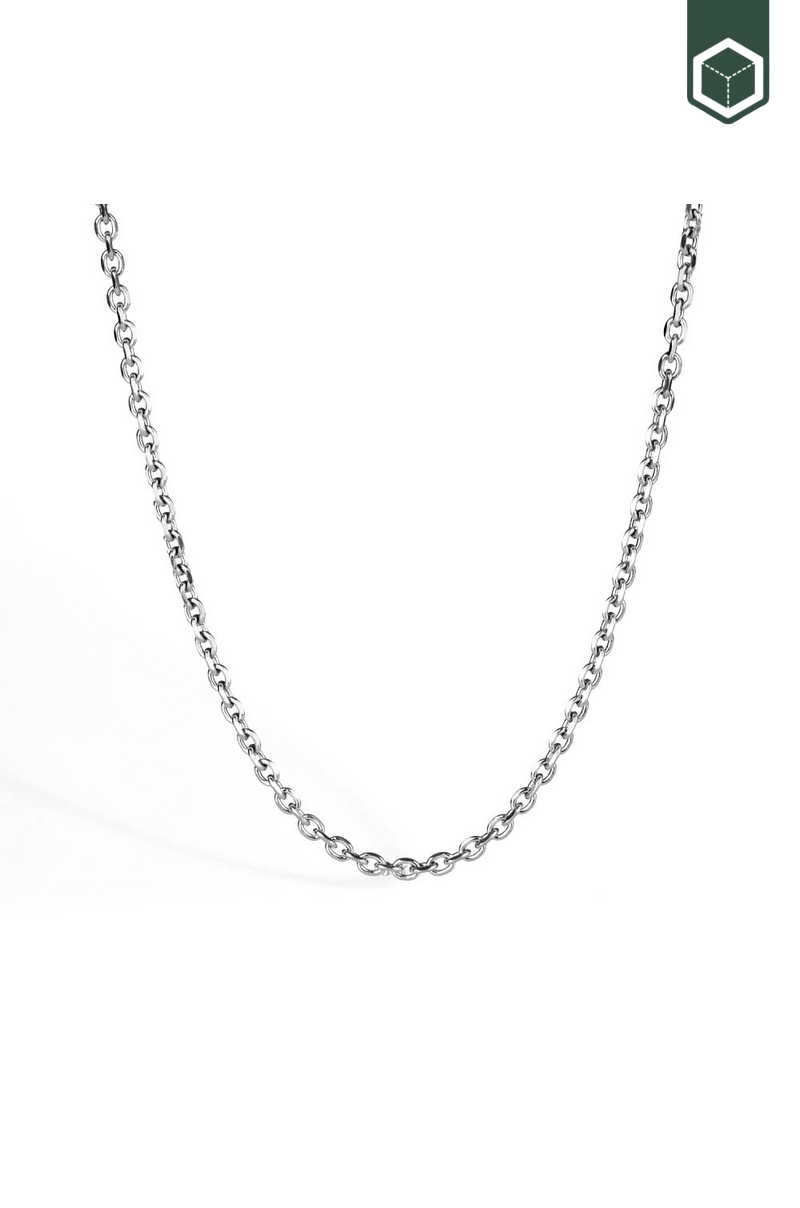 Northern Legacy Cable Necklace