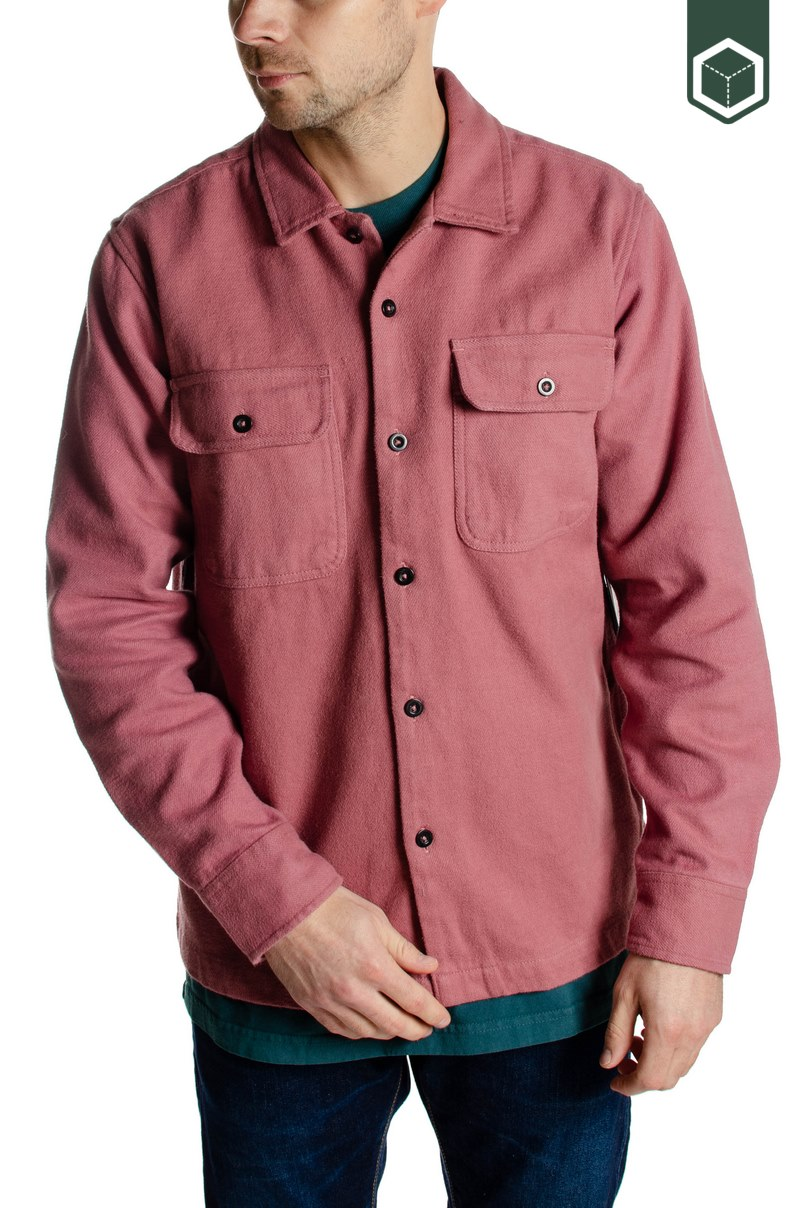 Obey Cordell Woven Mesa Rose