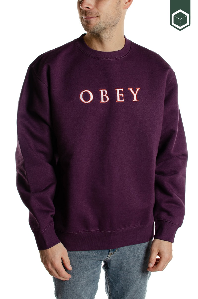 Obey Curtis Crew