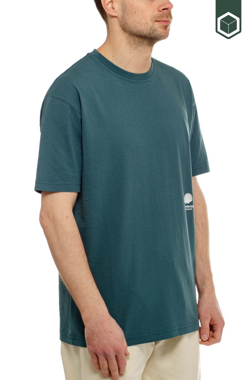 New Amsterdam Surf Association Cut Tee Balsam