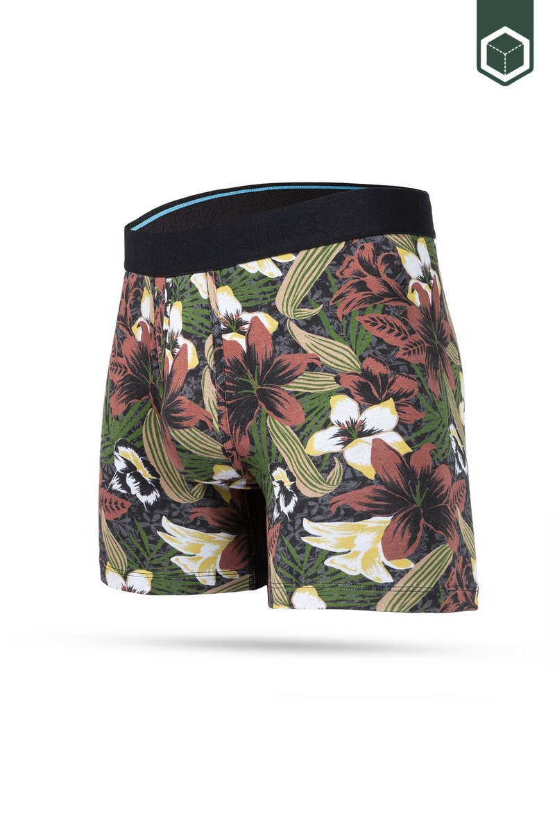 Stance Hilo Boxer Brief Black