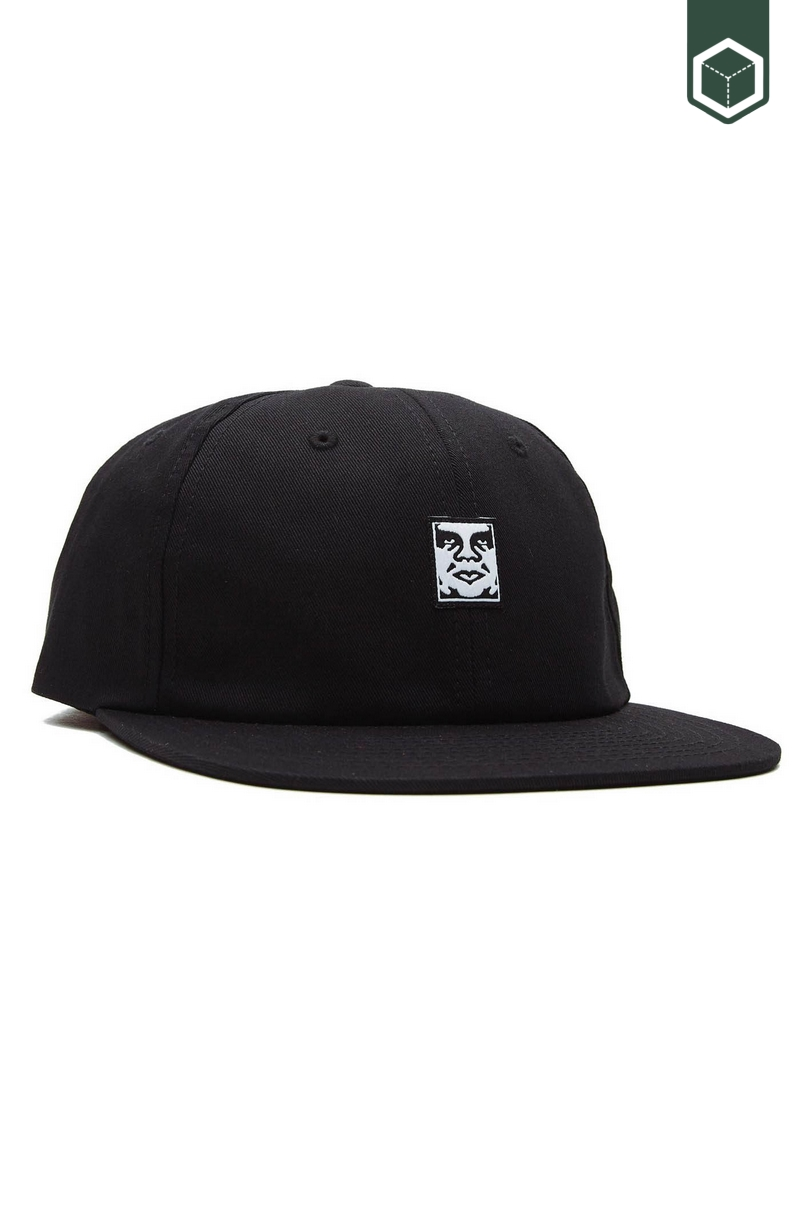 Obey Icon Face 6-Panel