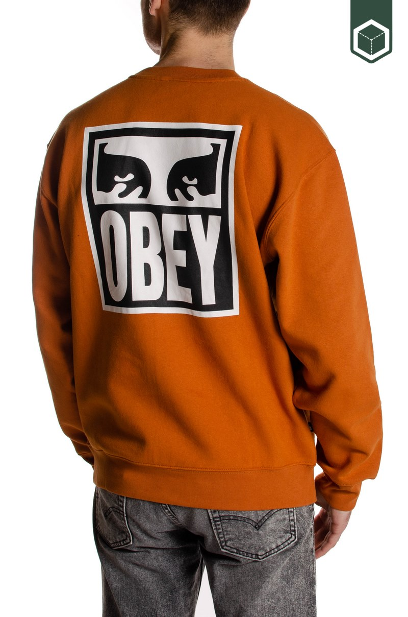 Obey Obey Eyes Icon 2 Pumpkin Spice