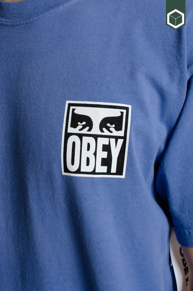Obey Obey Eyes Icon 2 Purple Mountain