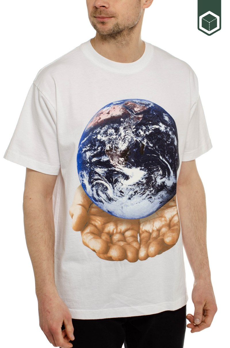 Obey Our Planet Is in Your Hands