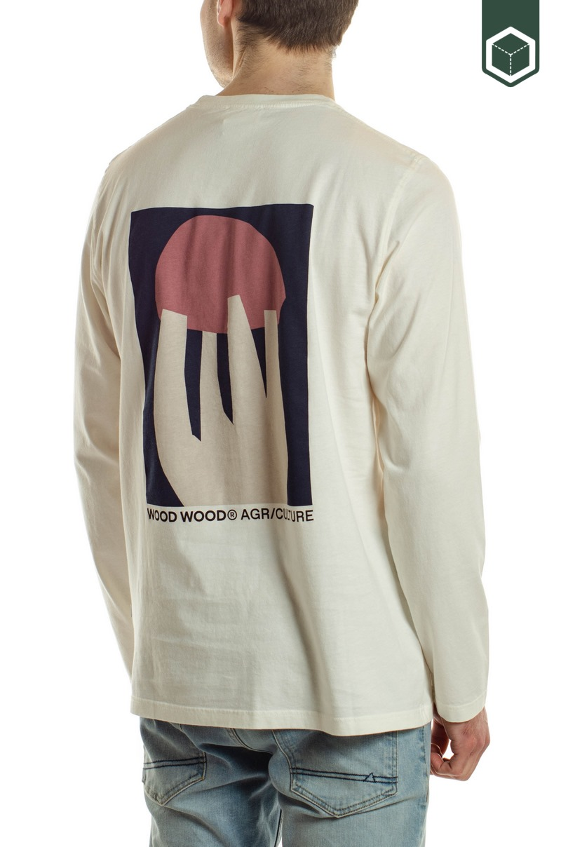 Wood Wood Peter Shroom  Off-White