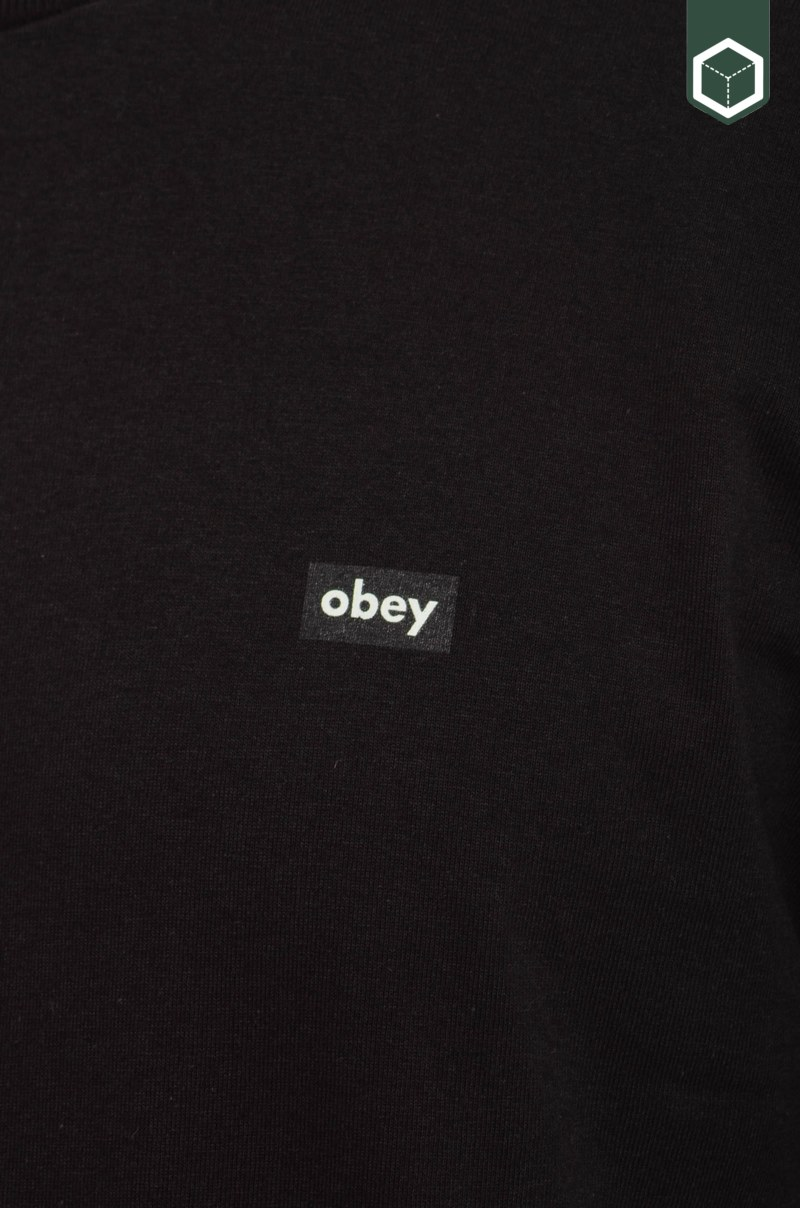 Obey Seduction Of The Masses Black